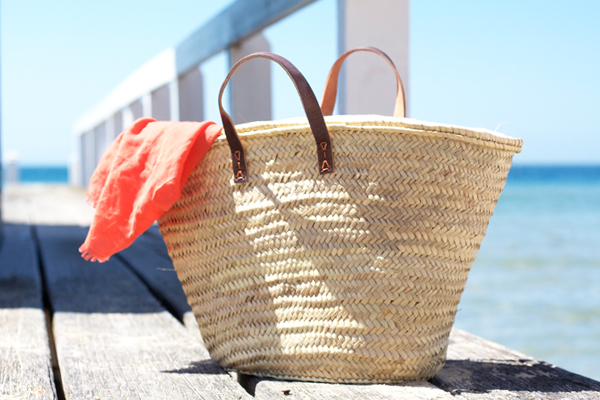 the perfect beach bag | spruced