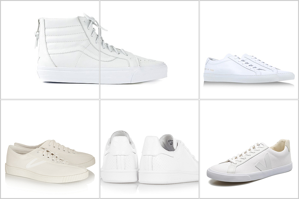 Spruced-WhiteTrainers-Shopping