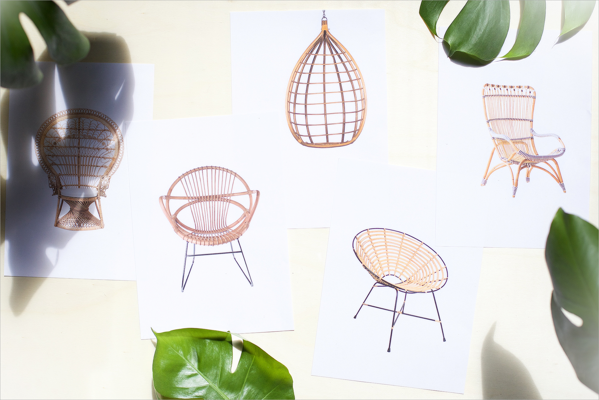 Spruced-RattanChairs
